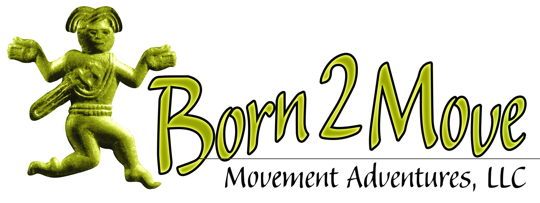 Born2Move Movement Adventures logo